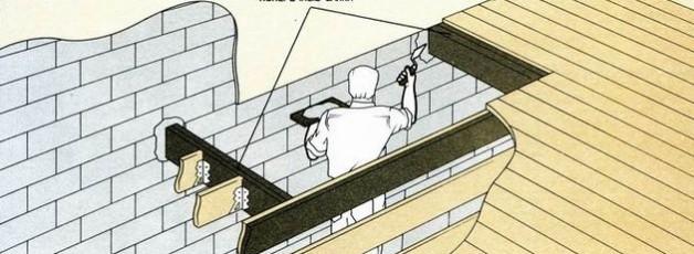Как сделать проем в деревянном перекрытии 594