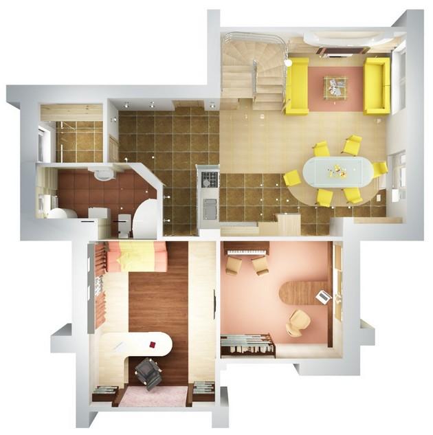Планировка и ремонт домов