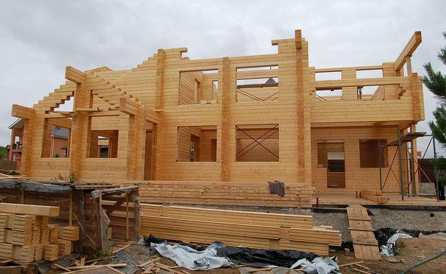 Этапы строительства дома из сруба своими руками фото 859
