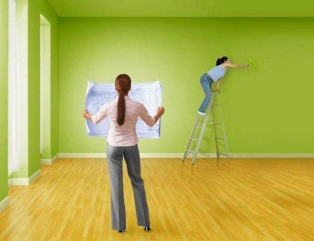 ремонт квартиры своими силами с чего начать