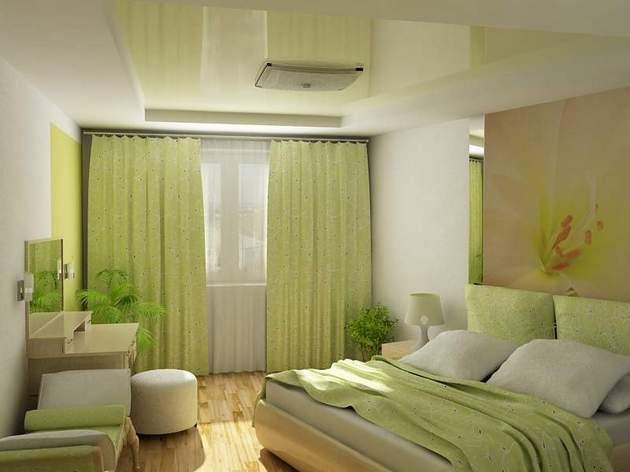выбор места для спальни по большей части зависит от личных потребностей и предпочтений человека