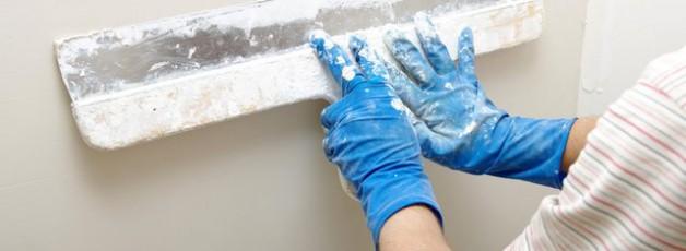 Декоративная штукатурка стен своими руками. Как правильно наносить декоративную штукатурку