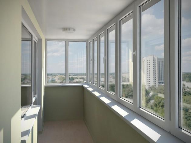 Как вид остекления балкона лучше выбрать