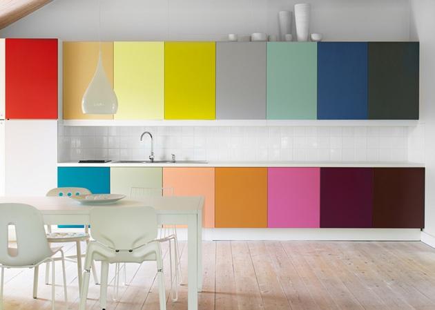 Как выбрать цвет для мебели?