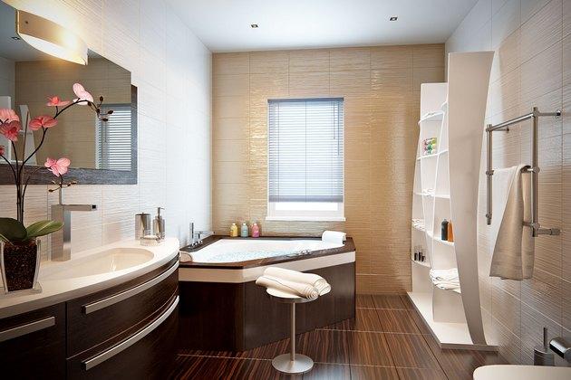 Ванная комната — особая комната в доме. Уют в ванной комнате